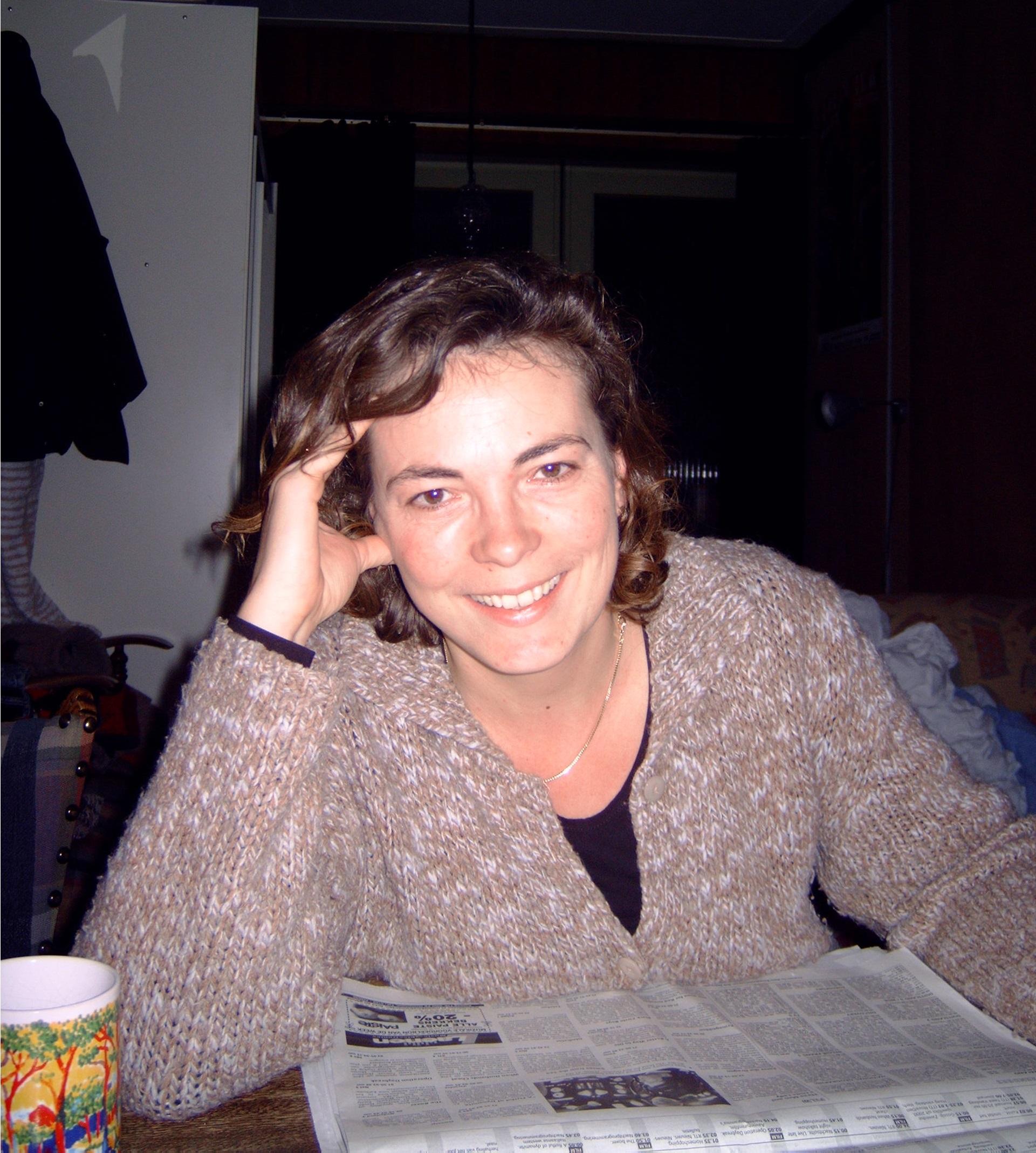 Marina Schriek auteur en Coach