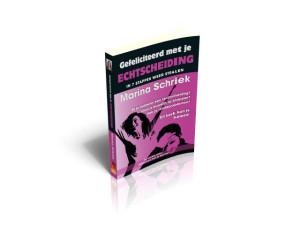 boekcover Gefeliciteerd met je echtscheiding