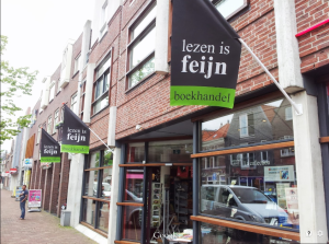 26 februari Alkmaar scheidingscafe met Marina Schriek boekhandel Feijn