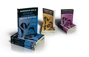 Stapel Gefeliciteerd met boeken (3 stuks)